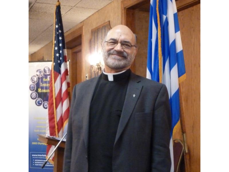 Fr. Elias Koucos